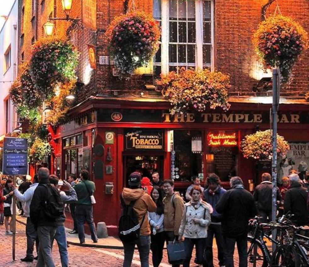 3 Tage Dublin inkl. Flug und 2 Nächten im 4* Hotel inkl. Frühstück ab 149€ pro Person