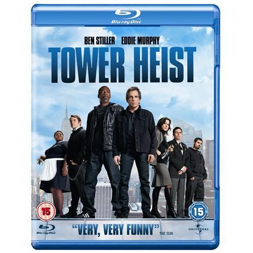 Tower Heist (Blu-ray) für 7,99 € inkl.Versand @Play.com