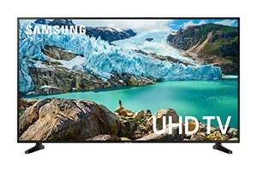 Samsung RU7099 138 cm (55 Zoll) LED Fernseher (Ultra HD, HDR, Triple Tuner, Smart TV) - Modelljahr 2019 - EEK A [Amazon/Saturn]