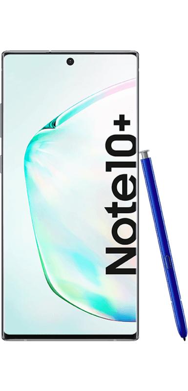 Samsung Galaxy Note 10 Plus im O2 Free M Boost (20GB LTE, CONNECT) mtl. 34,99€ einm. 99€ [mit DSL Kombivorteil 858,75€]