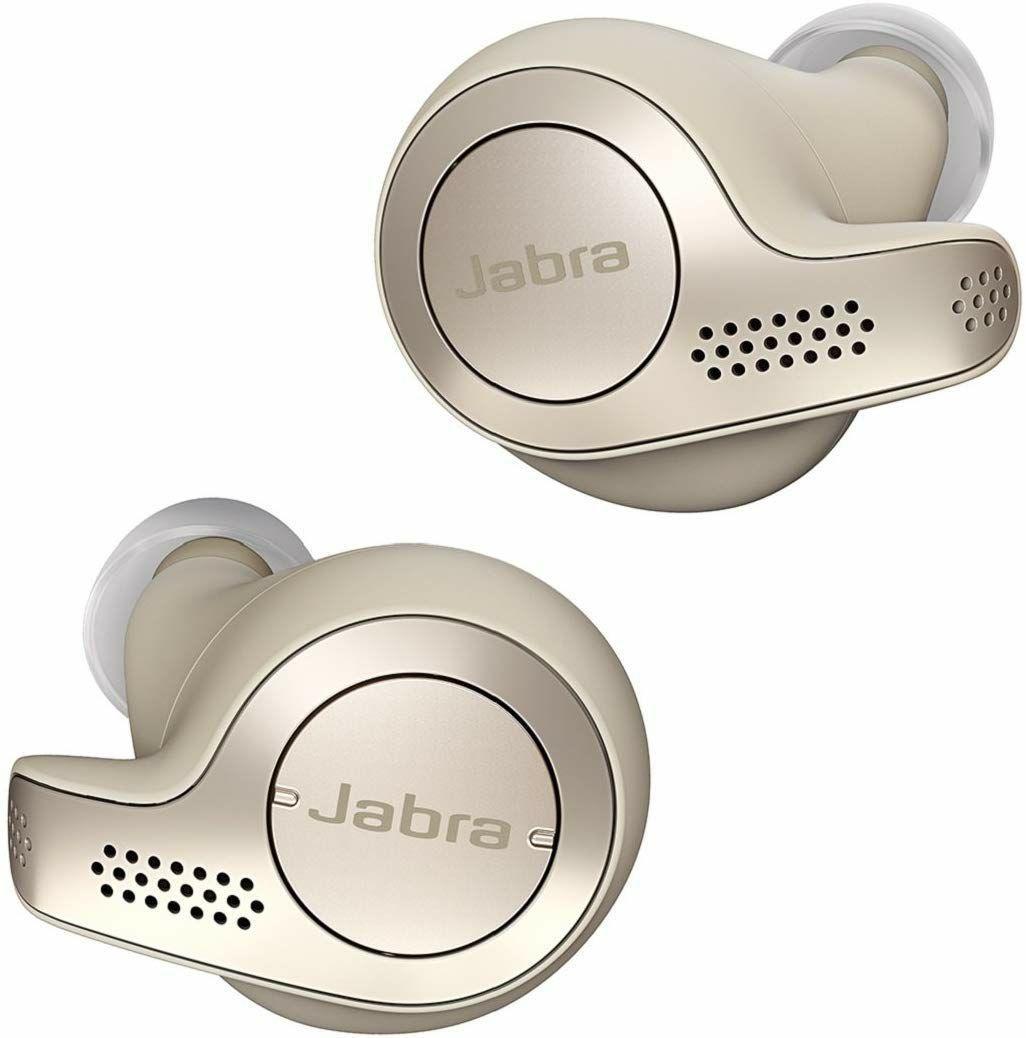 Jabra Elite 65t Bluetooth-Kopfhörer - Gold (Amazon.es)