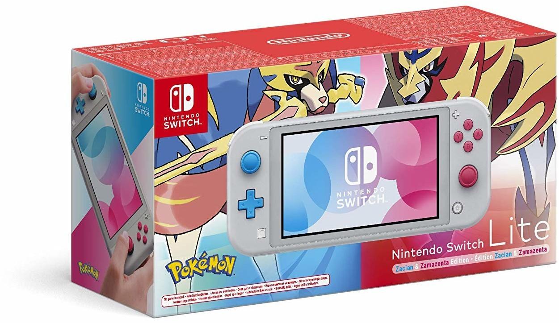 10% auf alle Switch Konsolen z.B. Nintendo Switch Lite versch. Farben 179,10€ [Müller]