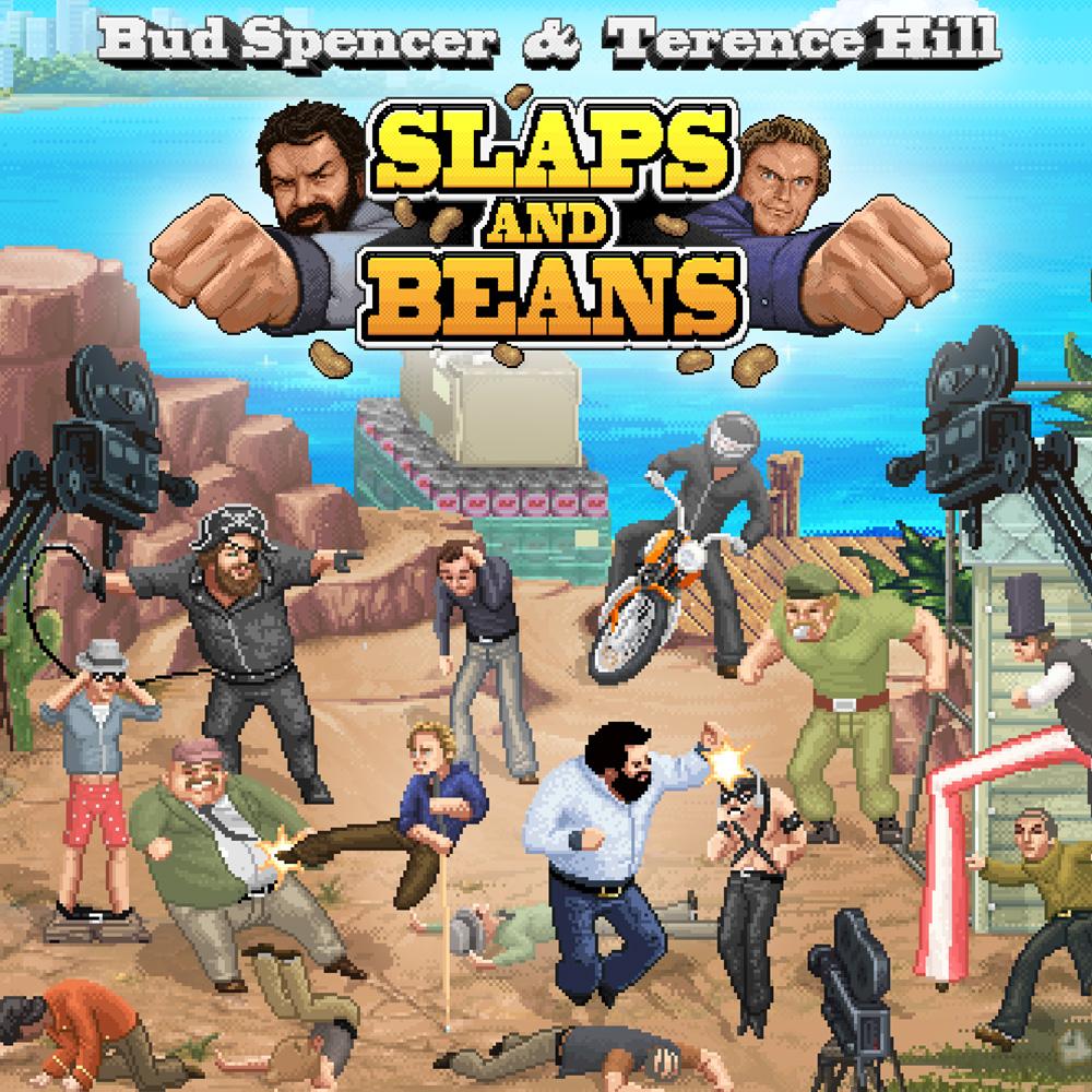Bud Spencer & Terence Hill - Slaps And Beans (Switch) für 10€ oder für 8,31€ ZAF (eShop)