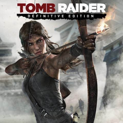 Tomb Raider: Definitive Edition ps4 (psn)