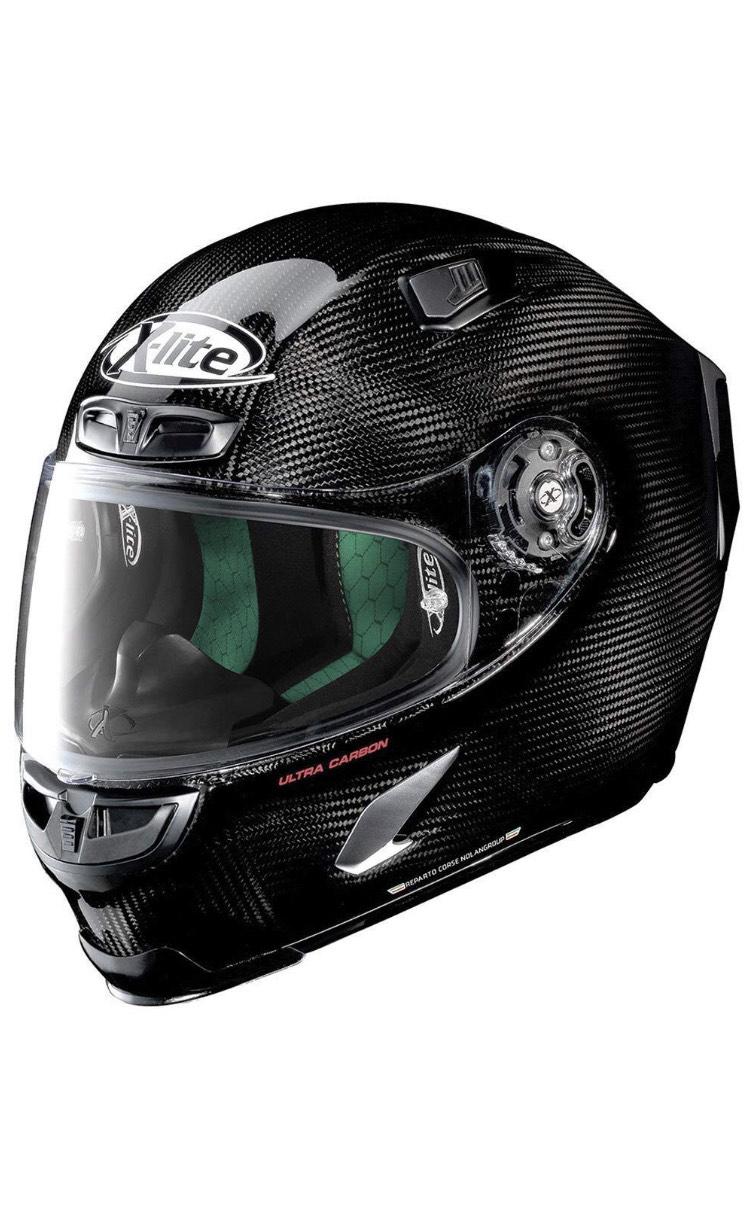 X-Lite X-803 Ultra Carbon Puro Gr. M Motorrad Helm