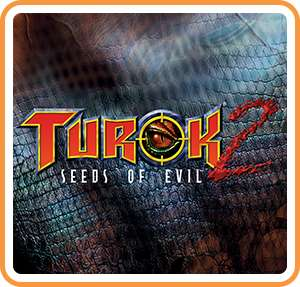 [Nintendo Switch US eShop] Turok und Turok 2: Seeds of Evil für je 6,31€ (Remastered)