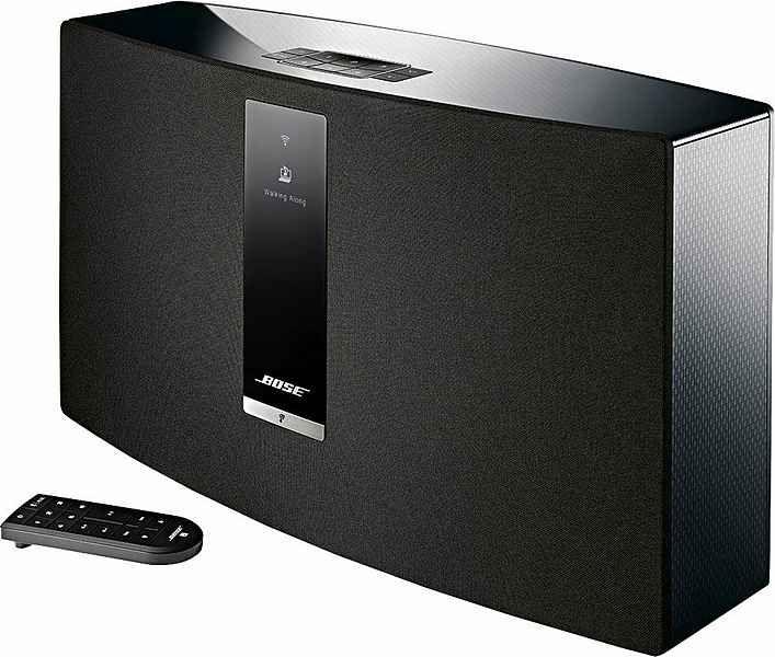 Bose SoundTouch 30 Series III Multiroom-Lautsprecher (WLAN (WiFi), Bluetooth, AUX-Eingang, Ethernet-Anschluss) [Otto]