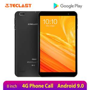 Teclast P80X 8 inch Tablet Android 9.0 4G Phablet