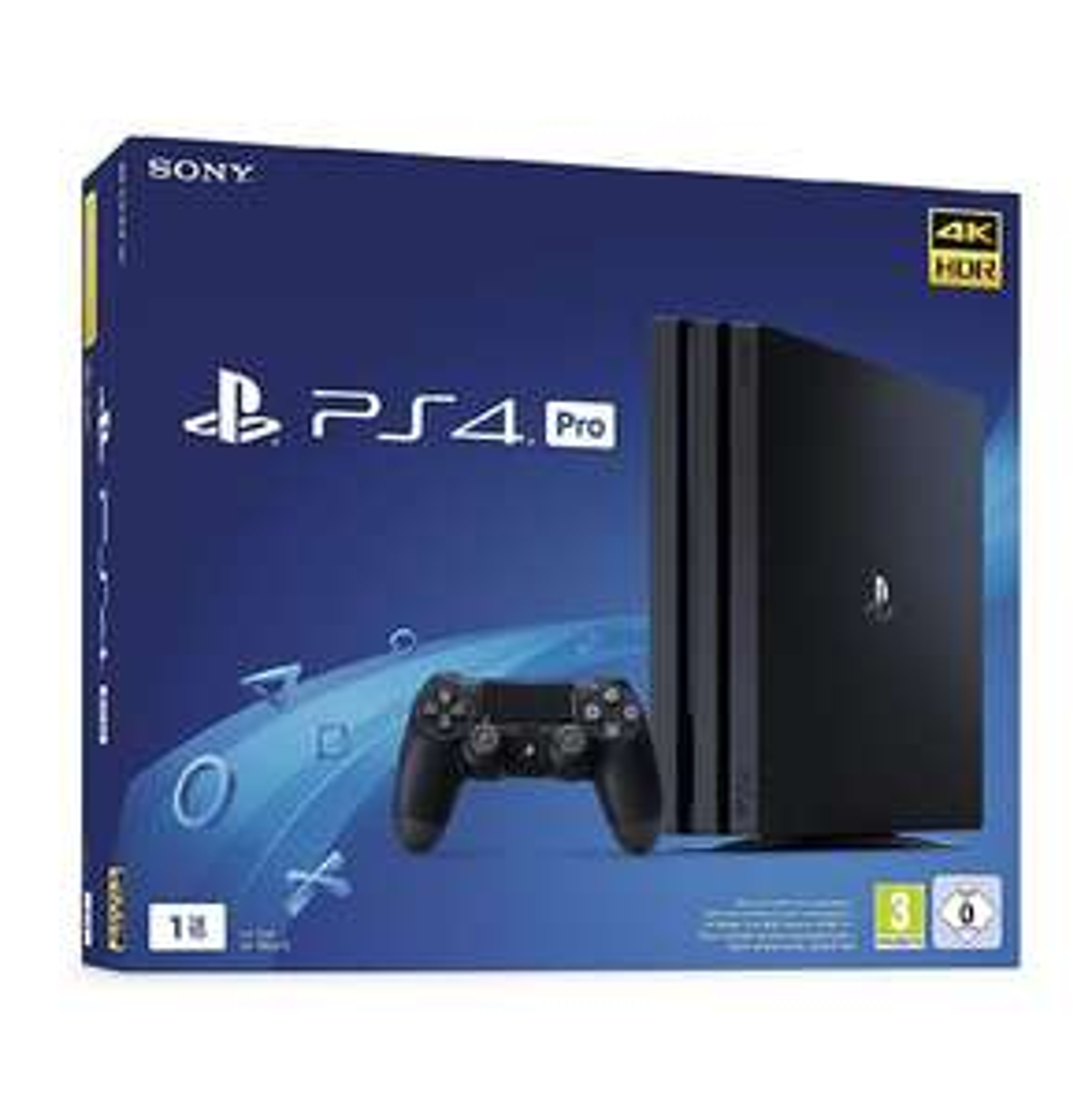 Playstation 4 Pro 1TB (lokal Nürnberg)