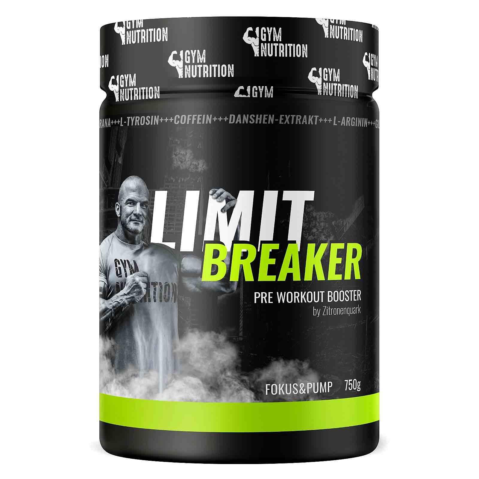 24% Rabatt heute bei Gym-Nutrition