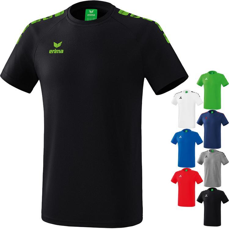 Erima Essential 5-C T-Shirt (Größen: 110 bis 3XL)