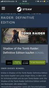 [Steam] Shadow of the Tomb Raider Definitive Edition