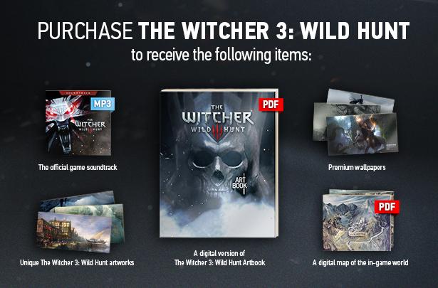 The Witcher 3: Wild Hunt - 70% bei STEAM (auch für GOTY)
