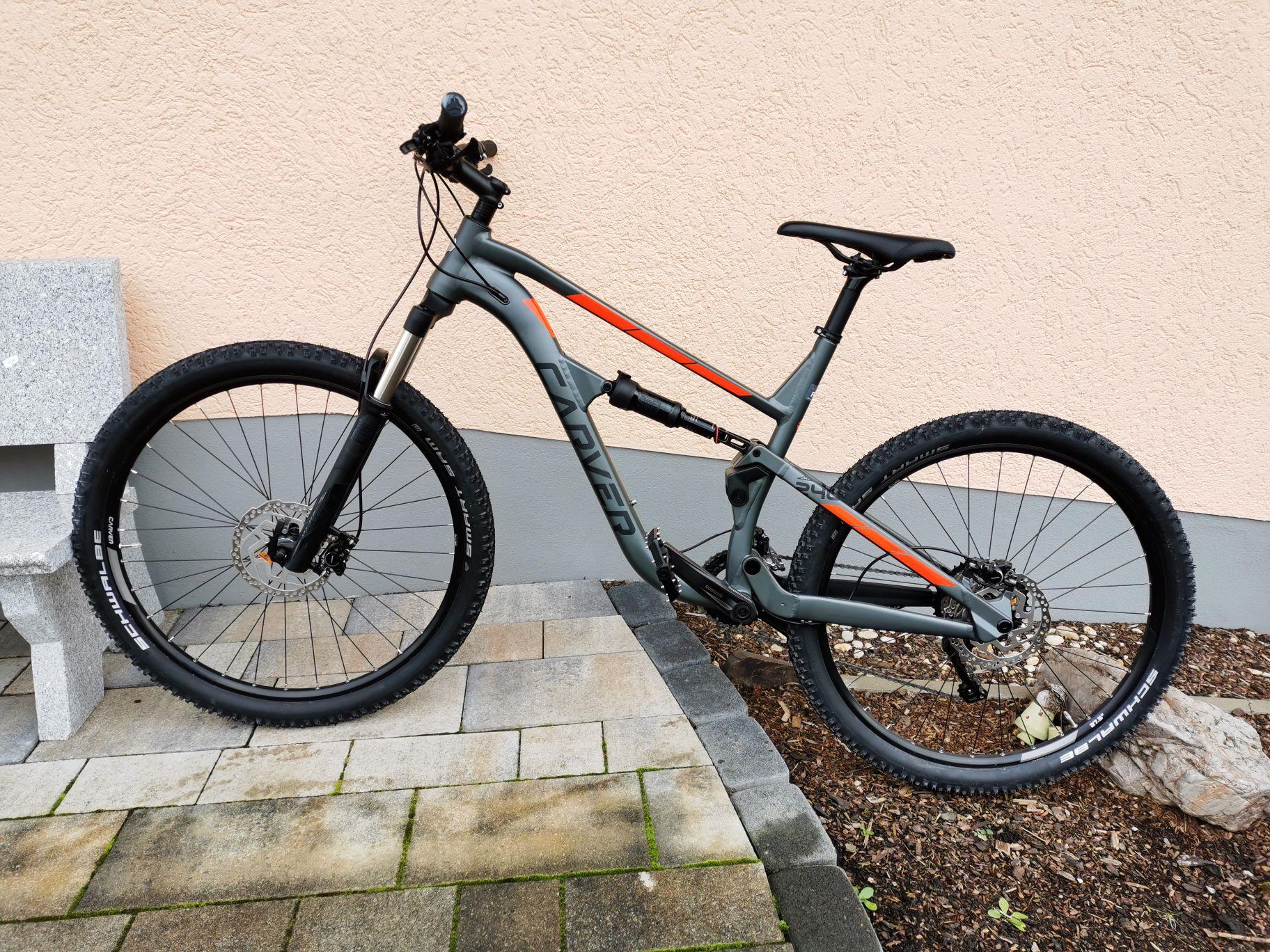 Carver Drift 240 - MTB Fully 1150 € statt 1299 € (Fahrrad XXL - Lokal Mülheim-Kärlich?)