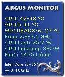 Software ARGUS MONITOR Weihnachtsaktion 30% Off