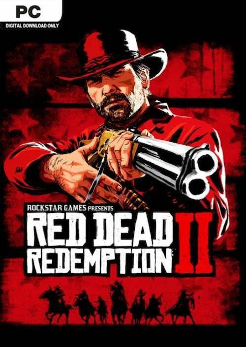 [Rockstar Key] Red Dead Redemption 2 (PC)