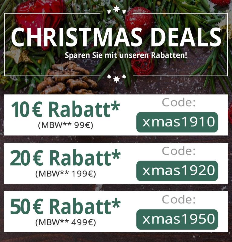Buerostuhl24 - 10, 20 und 50€ Rabatt - Bis zum 12.01.2020