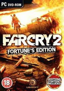 Far Cry 2: Fortune's Edition (Key) bei Game.co.uk