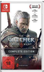 Witcher 3: Wild Hunt (Complete Edition) [Nintendo Switch]