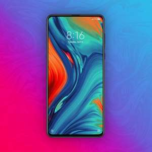 "Xiaomi Mi Mix 3 5G 128/6GB - 6,39"" Amoled - 12MP/12MP Kamera - Snapdragon 855 - 3800mAh Akku"