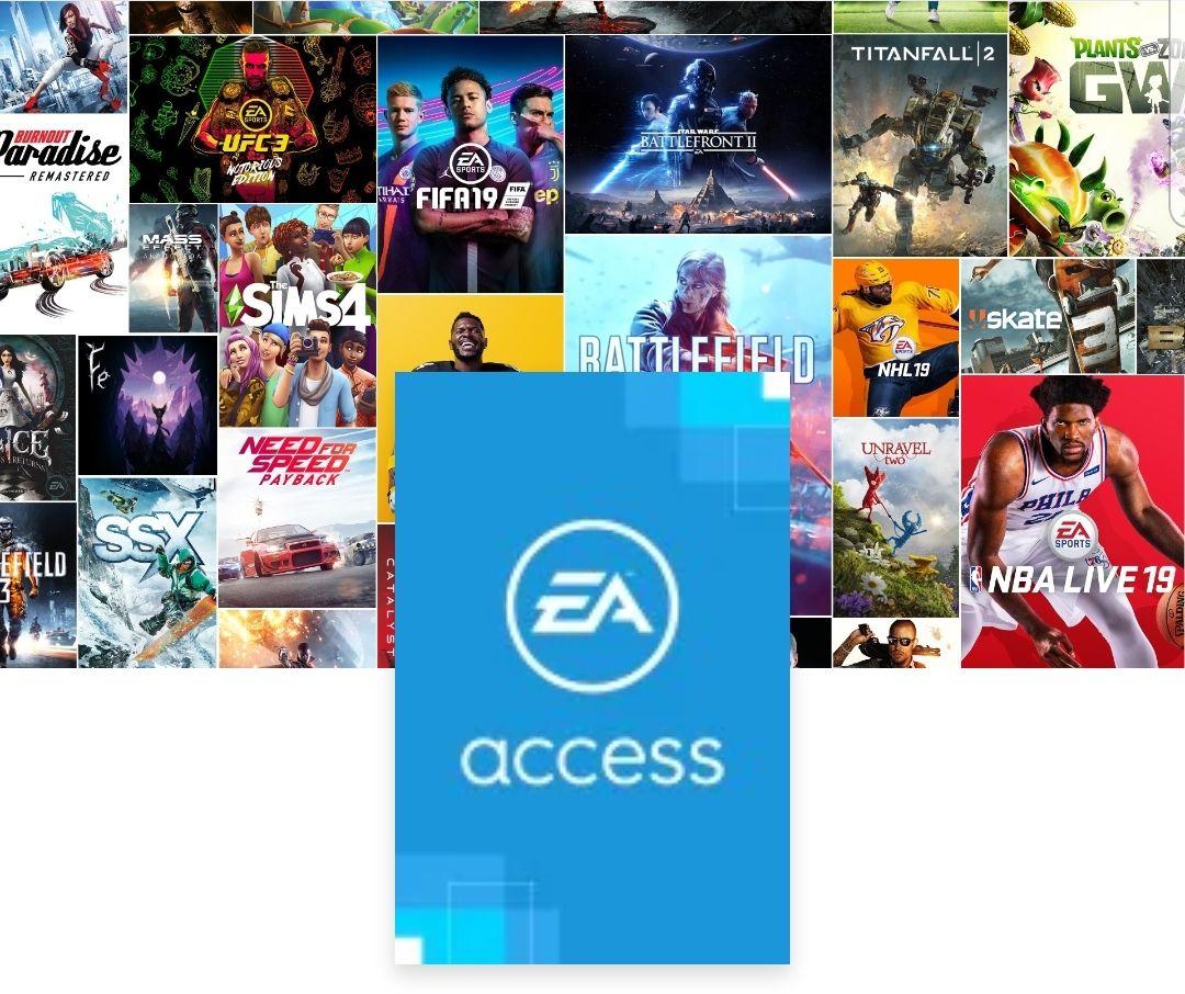 EA Access Probemonat für XBOX One kostenlos (nur für Gamepass Mitglieder ohne aktives EA Access Abo)