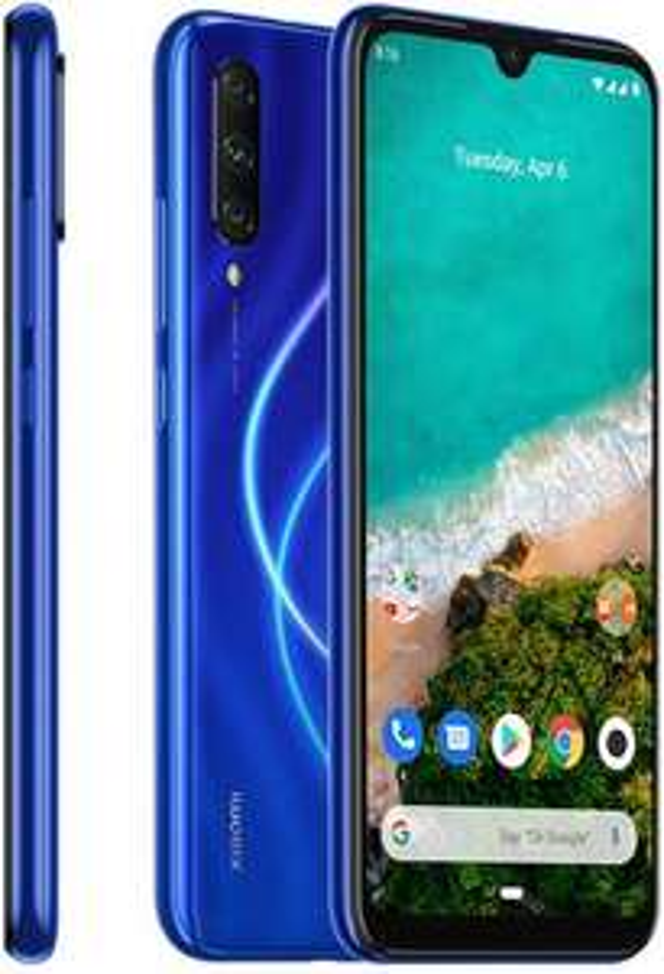 "[Vorbestellung] Xiaomi Mi A3 Smartphone 6.1"" - AMOLED, Snapdragon 665, 4GB, 128GB, just blue (Amazon UK)"