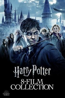 [iTunes] 4K Harry Potter alle Filme für 24,99€