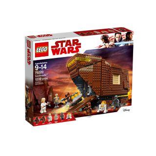 LEGO® Star Wars 75220 Sandcrawler + Obi-Wan-Kenobi Minifigur
