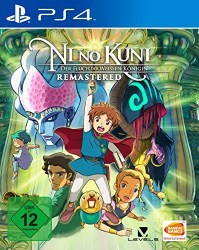 Ni no Kuni: Der Fluch der weißen Königin (PS4) für 33,99€ (Amazon)