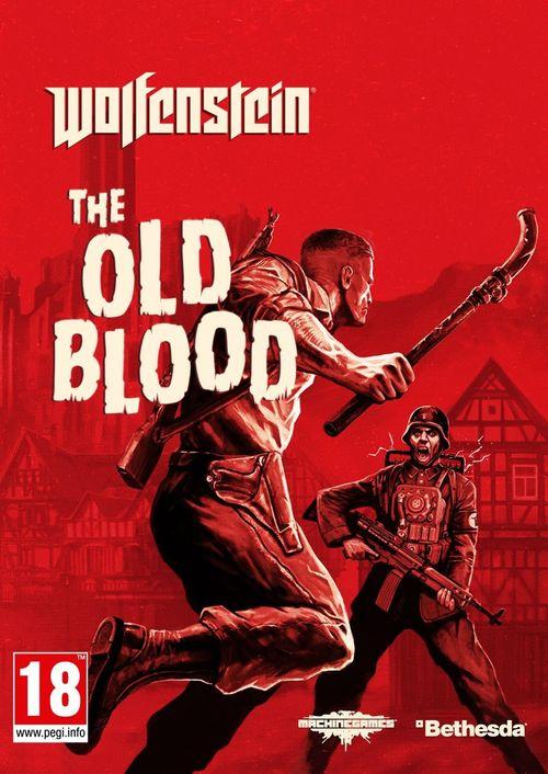 Wolfenstein . The Old Blood (PC, Steam, uncut)