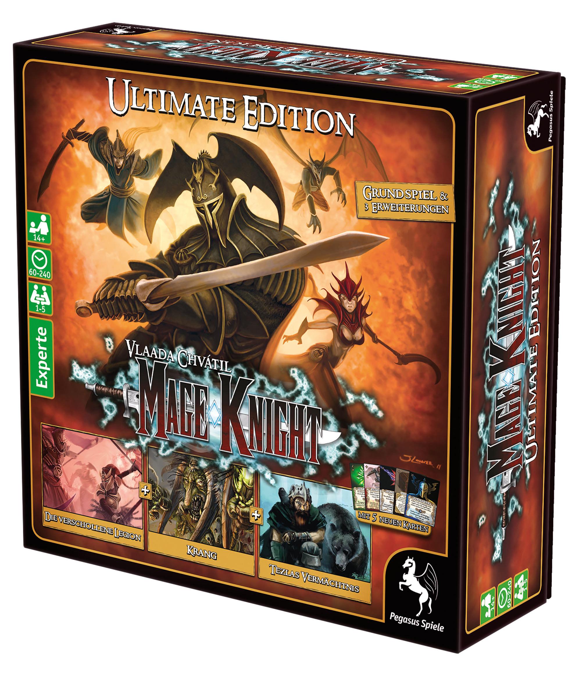[Corporate Benefits] Mage Knight Ultimate Edition Brettspiel Bestpreis