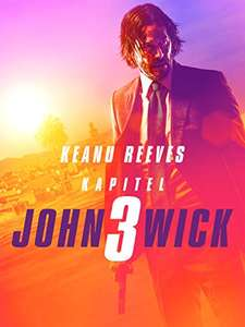 [Prime Video] John Wick 3 HD für 6,98€