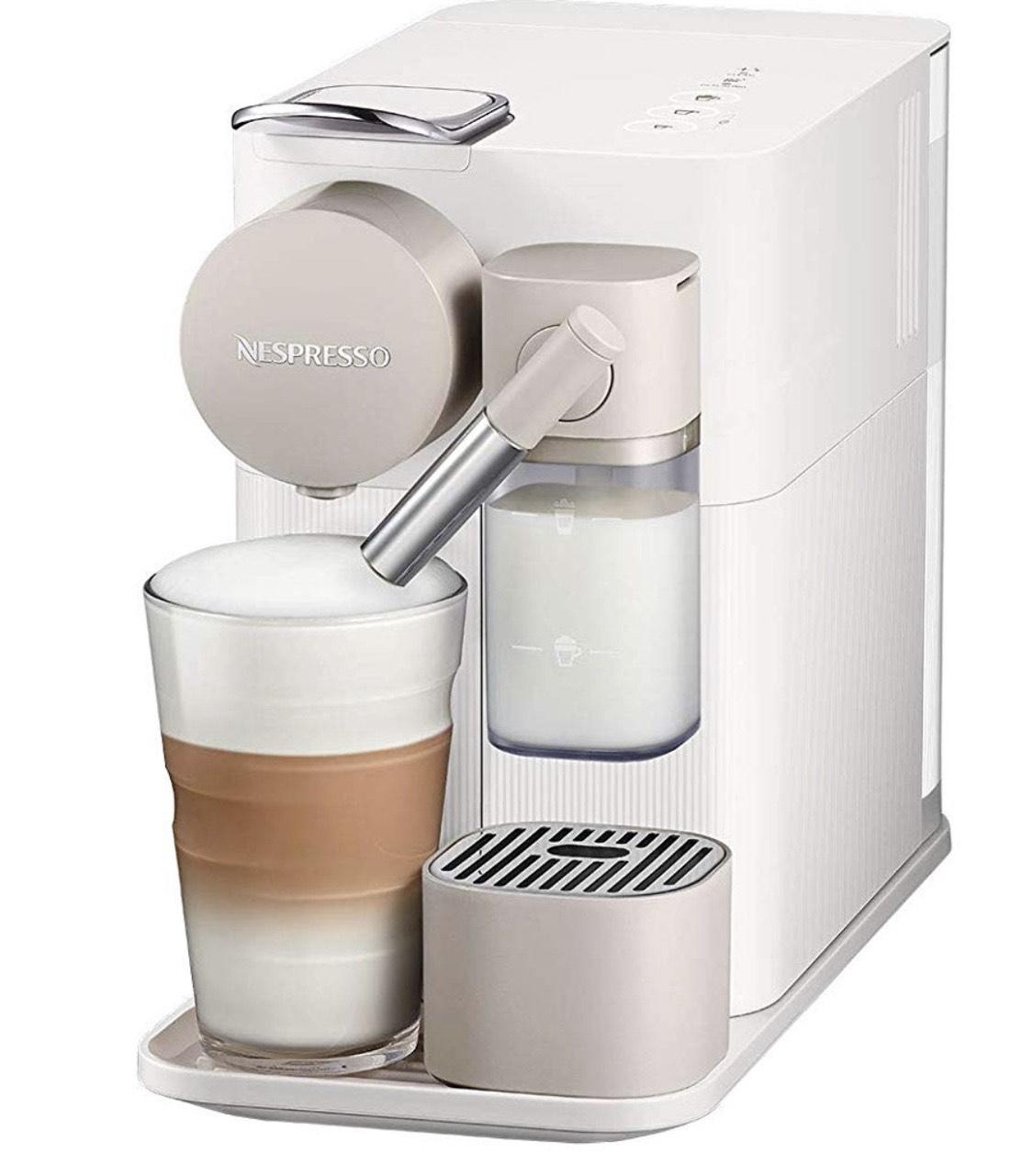 De'Longhi Nespresso EN 500.W Kaffeemaschine + 80€ Gutschein