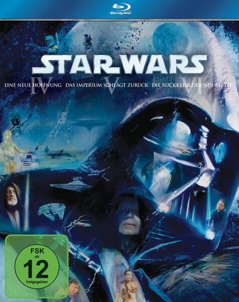 Star Wars - Original-Trilogie 4-6 [3 Blu-Rays]