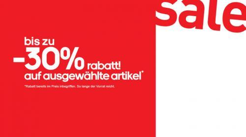 Adidas Online Shop viele Produkte bis zu 35% reduziert