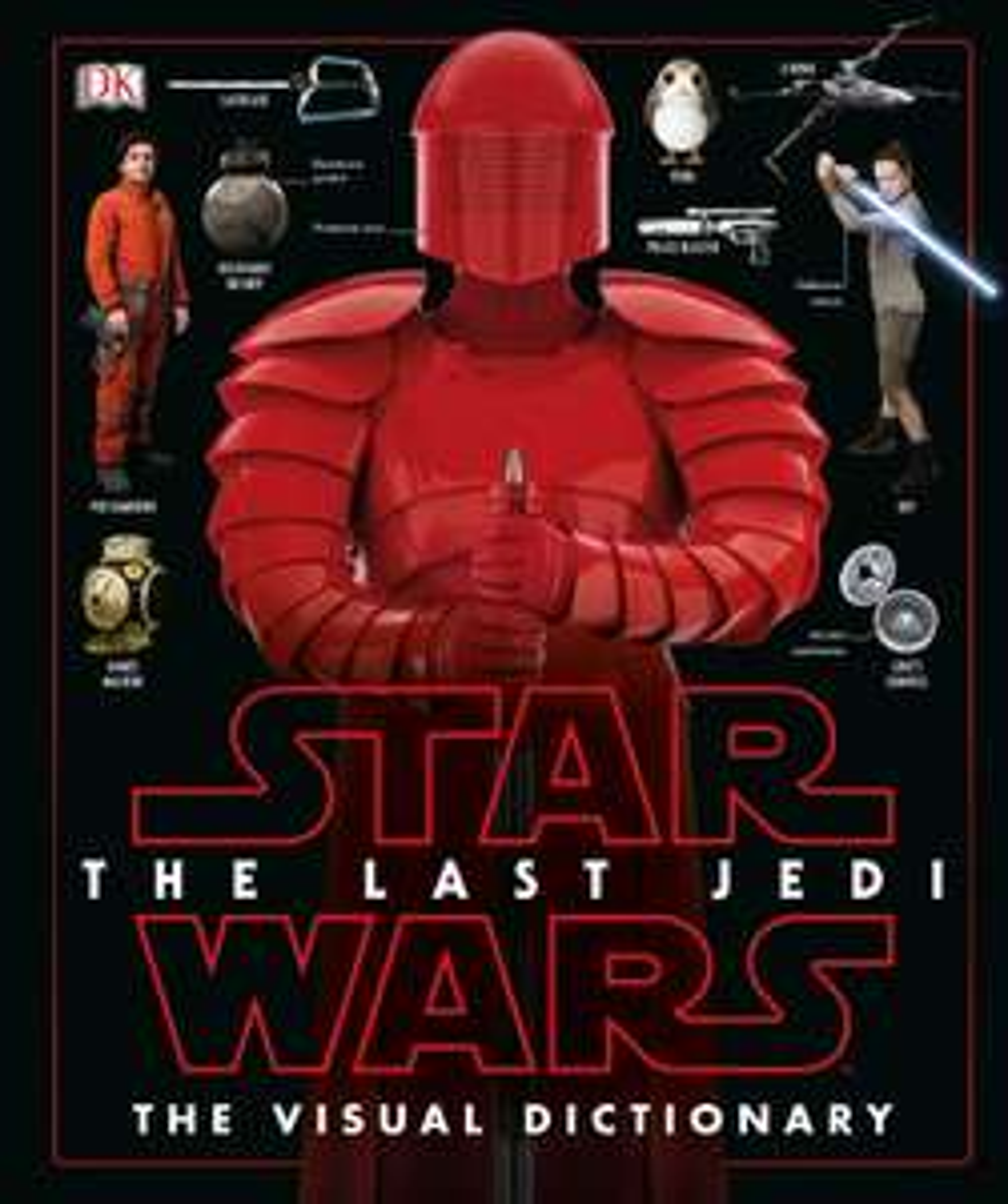Star Wars - The Last Jedi - Bilderlexikon (engl.)