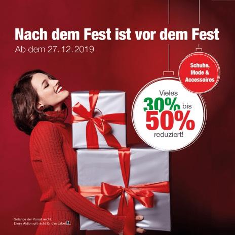Schuh Mücke teilweise bis 50% Rabatt (offline)