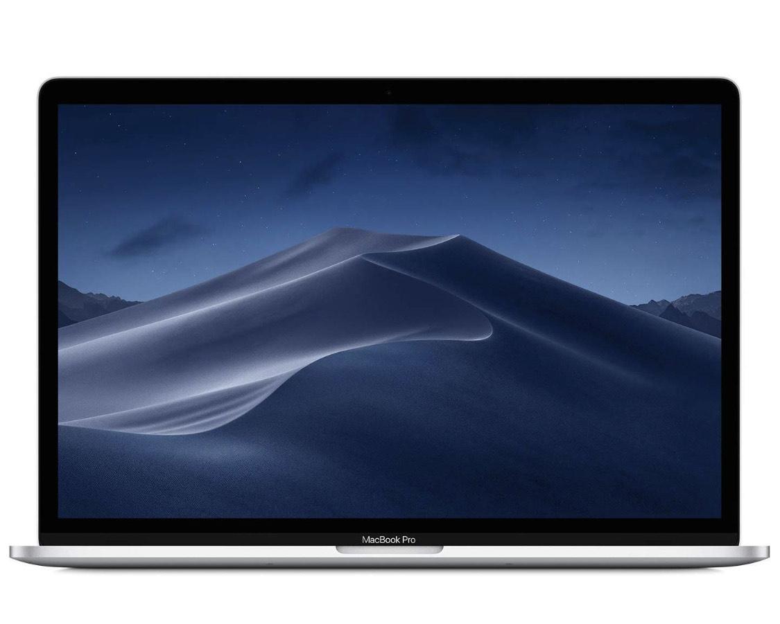 """Amazon - Apple MacBook Pro (15"""", Vorgängermodell, 16GB RAM, 512GB Speicherplatz, 2,6GHz Intel Core i7) - Silber"""