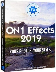 On1 Effects 2019 Gratis für Windows und Mac