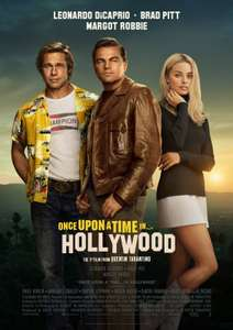 [iTunes, Leihfilm] Once Upon a Time in Hollywood in 4K/Dolby Vision