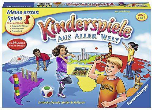 (AMAZON PRIME) Ravensburger 21441 Kinderspiele Aus Aller Welt