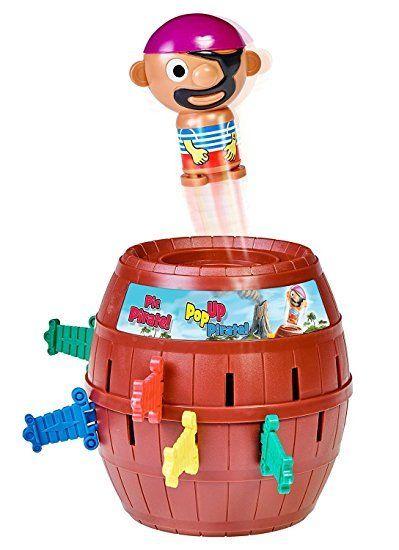 TOMY Pop Up Pirate Kinderspiel (Amazon Prime)