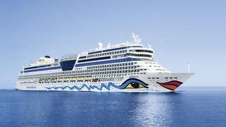 Kreuzfahrt: 9 Tage AIDA Mittelmeer Januar 2020 inkl. FLUG für 2 Personen / 629€ p.P.