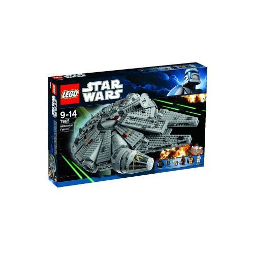 LEGO Star Wars 7965 - Millennium Falcon @amazon