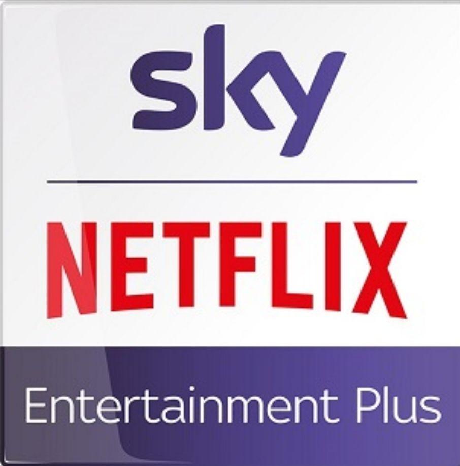 Sky Entertainment Plus 50€ Cashback + 40€ Gutschein (Shoop)