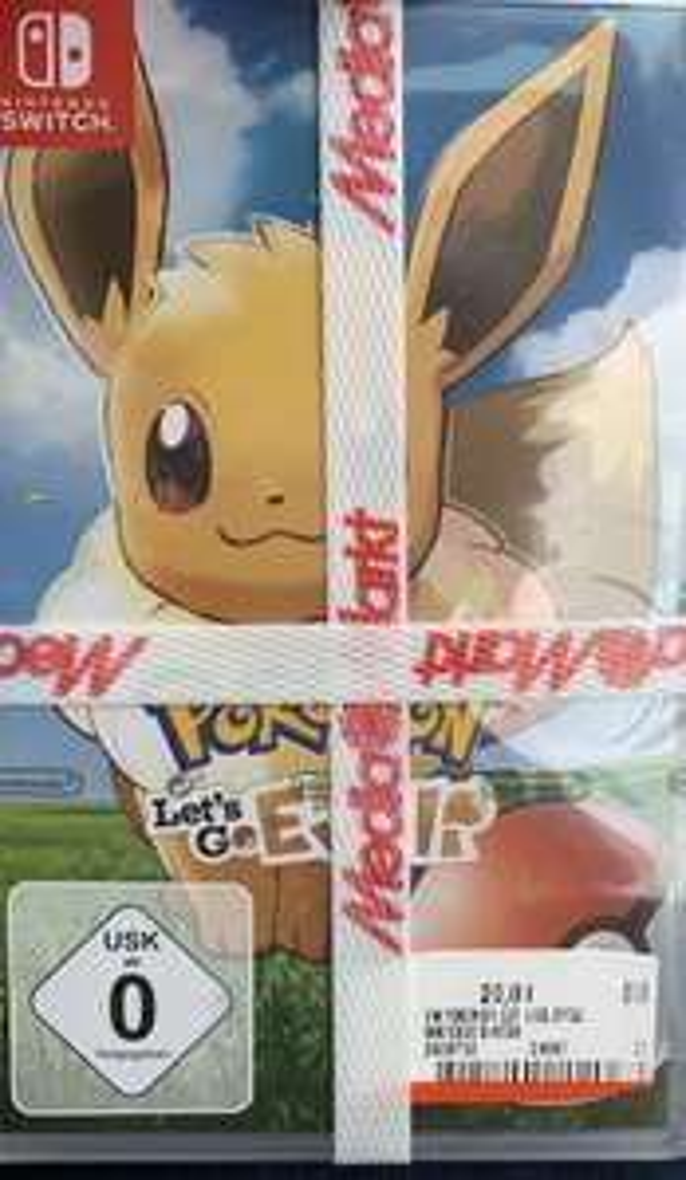 Pokémon Let's Go Evoli (Switch) Lokal Siegen Media Markt