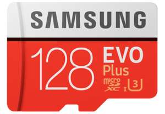 SATURN BUNDESWEIT SAMSUNG Evo Plus 128 GB Micro-SDXC 100MB/s