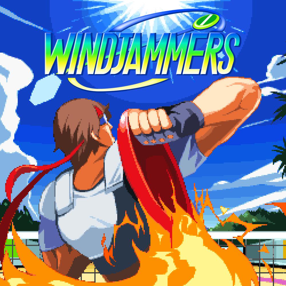 Windjammers (Switch) für 5,99€ oder für 5,02€ ZAF (eShop)