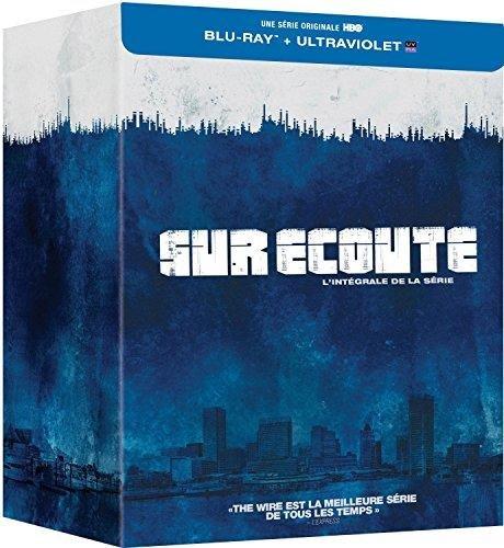 The Wire - Die komplette Serie (Blu-ray) für 39,50€ (Amazon FR)