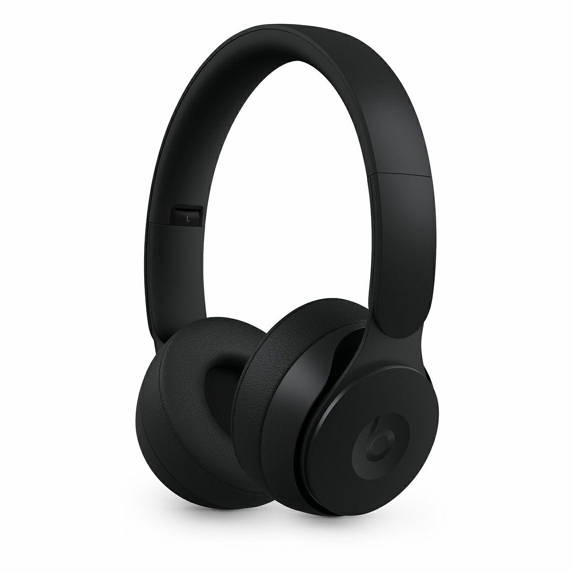 Beats Solo Pro Wireless Noise Canceling Kopfhörer - Schwarz